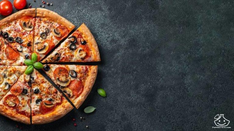 La pizza pour le dimanche soir !