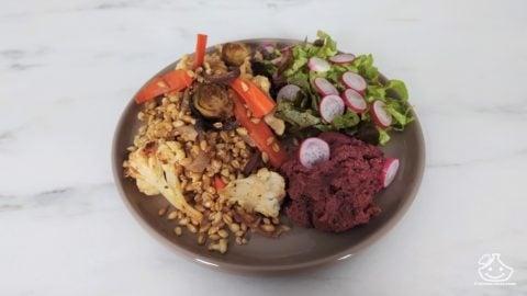 meal prep hiver 1