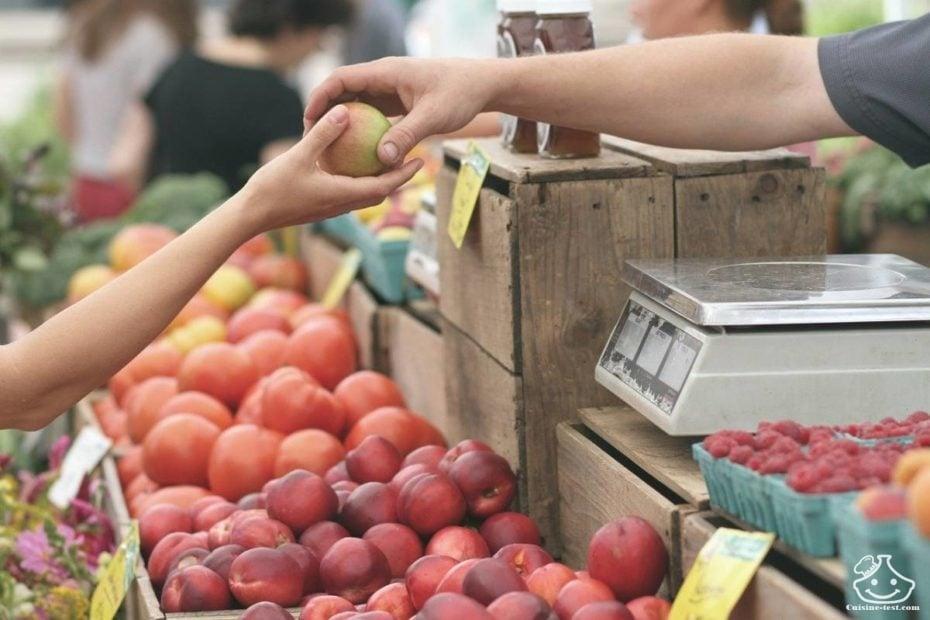 Pour manger sain et pas cher, mangeons local !