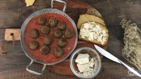 Batch cooking boulettes végétarienne