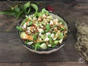 Batch cooking salade printanière
