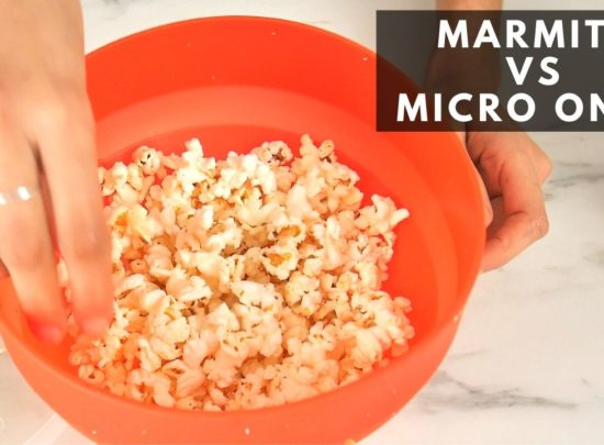 Test : Faire du pop corn maison au micro-onde avec le lékué pop corn maker
