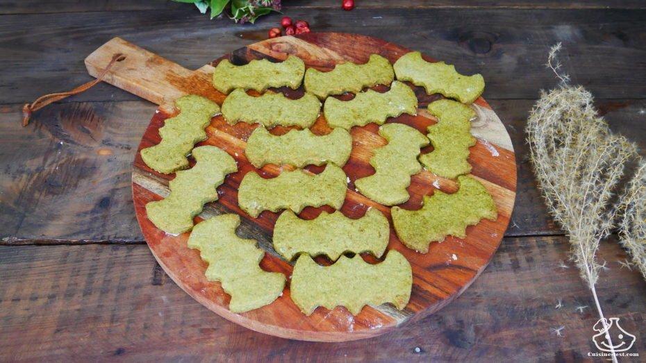 Activité manuelle maternelle biscuit batman