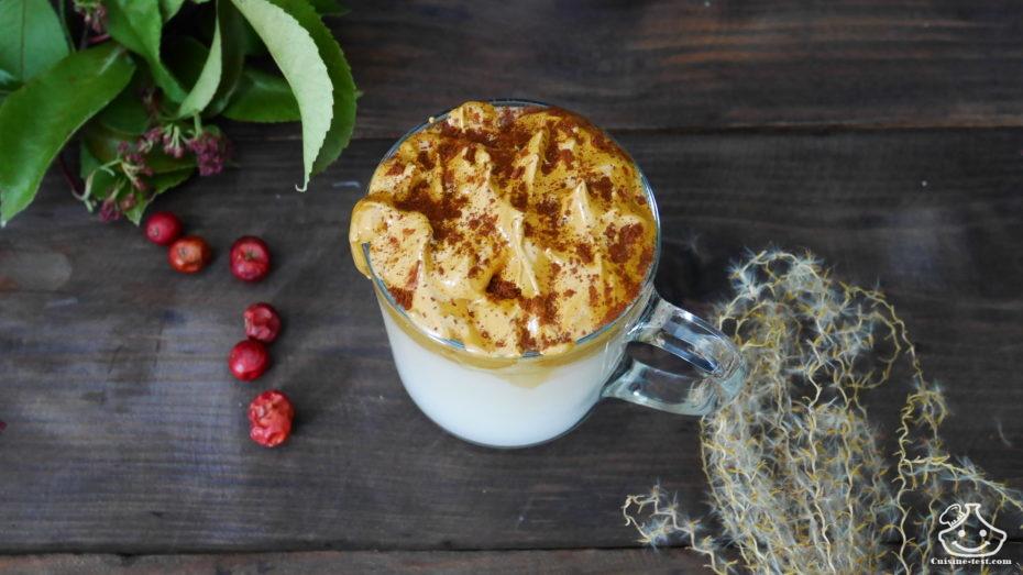Dalgona cofee chalenge