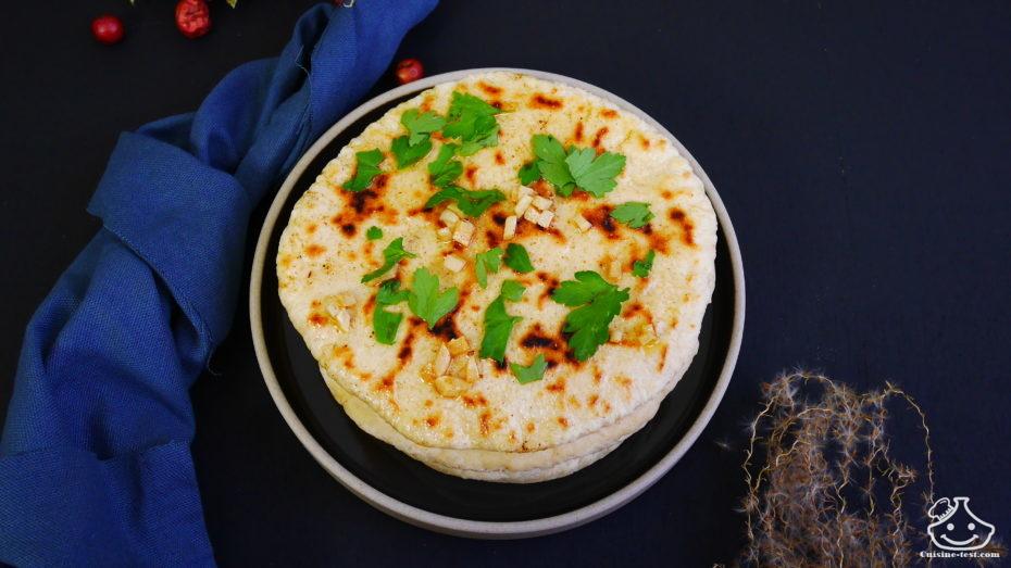 Bazlama pain turc