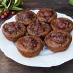 Muffin banane chocolat sans sucre ajouté
