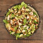 Salade de riz maison