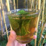 recette thé glacé menthe sans sucre