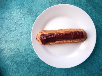 Eclair au chocolat recette sans sucre raffiné