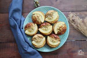 Muffins au citron et pavot
