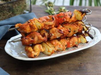 Marinade brochette poulet paprika, le délice épicé