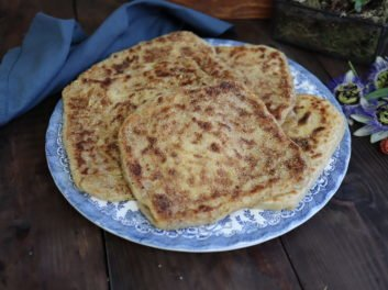 recette meloui marocain ou msemen marocain