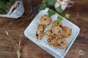 Cookies sans sucre ajouté