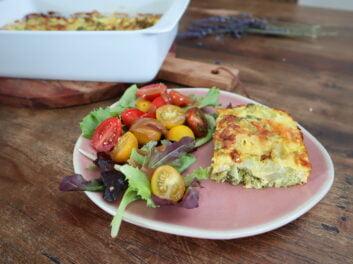 Flan de brocoli, la recette facile et healthy