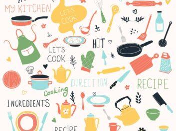 Quels stickers choisir pour une cuisine tendance ?