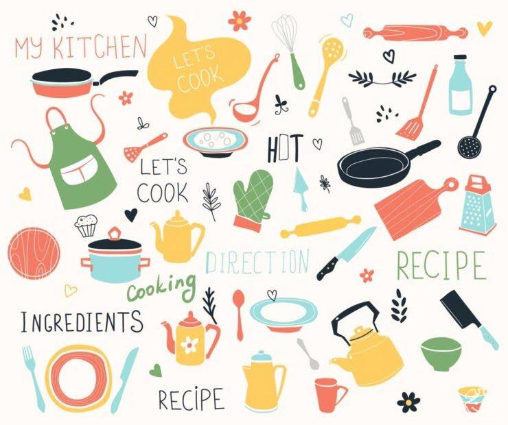 Stickers tendance pour la cuisine