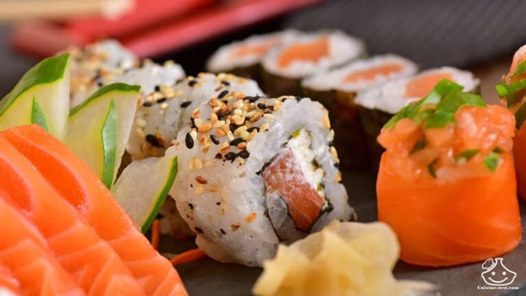 Sushi facile maison