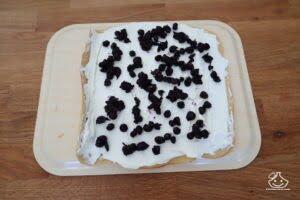 Crème chantilly mascarpone