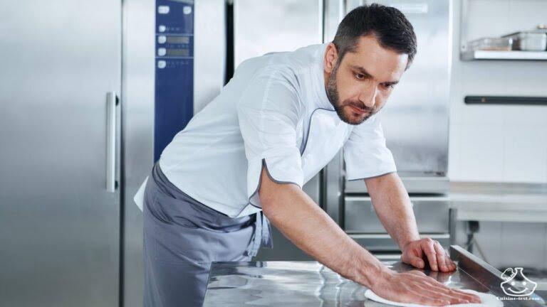 Organisation en cuisine