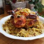 Rfissa au poulet