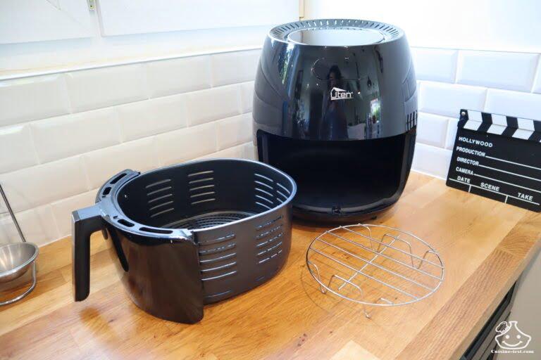 Friteuse à air chaud