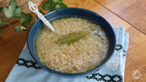 Soupe de sarrasin