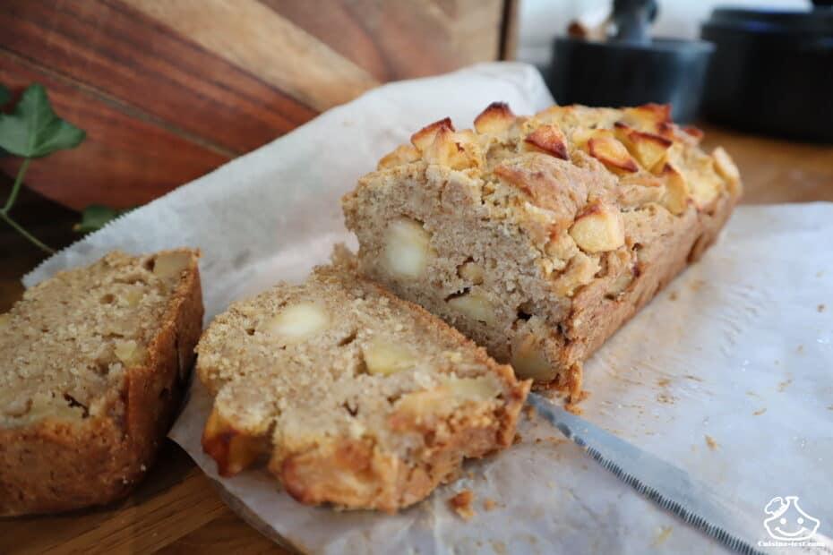 Gâteau au levain sans sucre