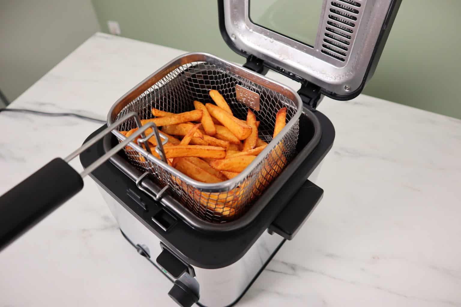 Mini friteuse silvercrest et appareil à fondue
