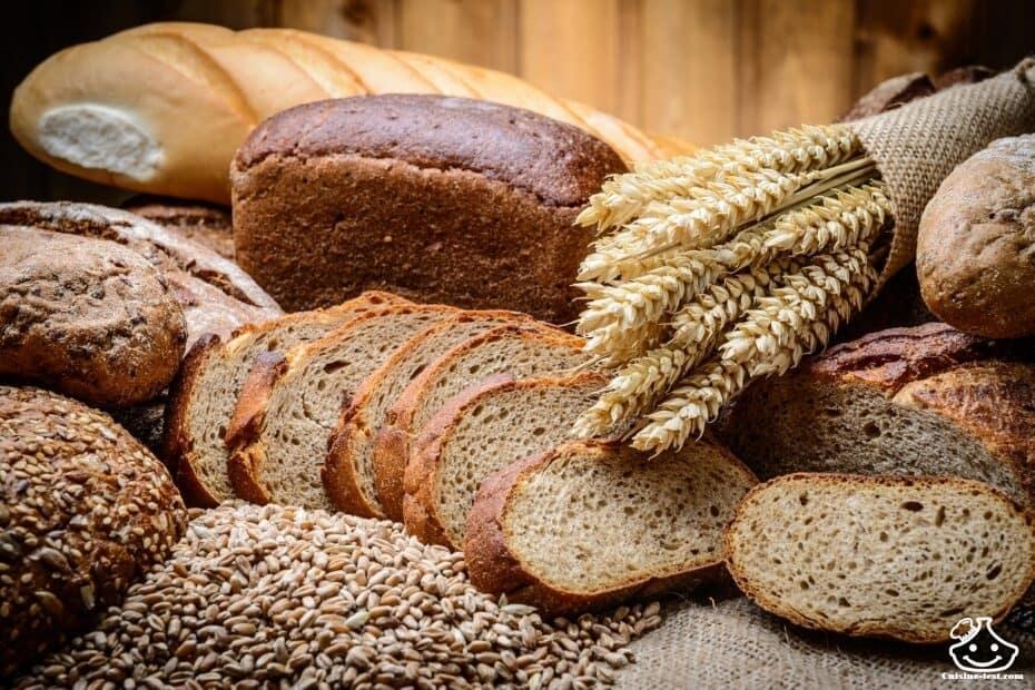 Conserver du pain
