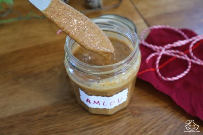 Recette Amlou sans sucre