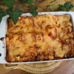 Lasagne sans béchamel facile