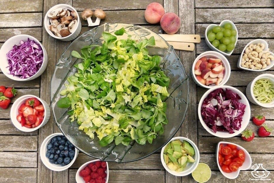 comment choisir une saladette