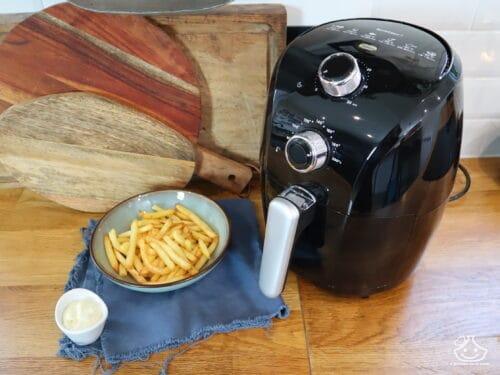 Avis : Friteuse à air chaud Silvercrest de Lidl
