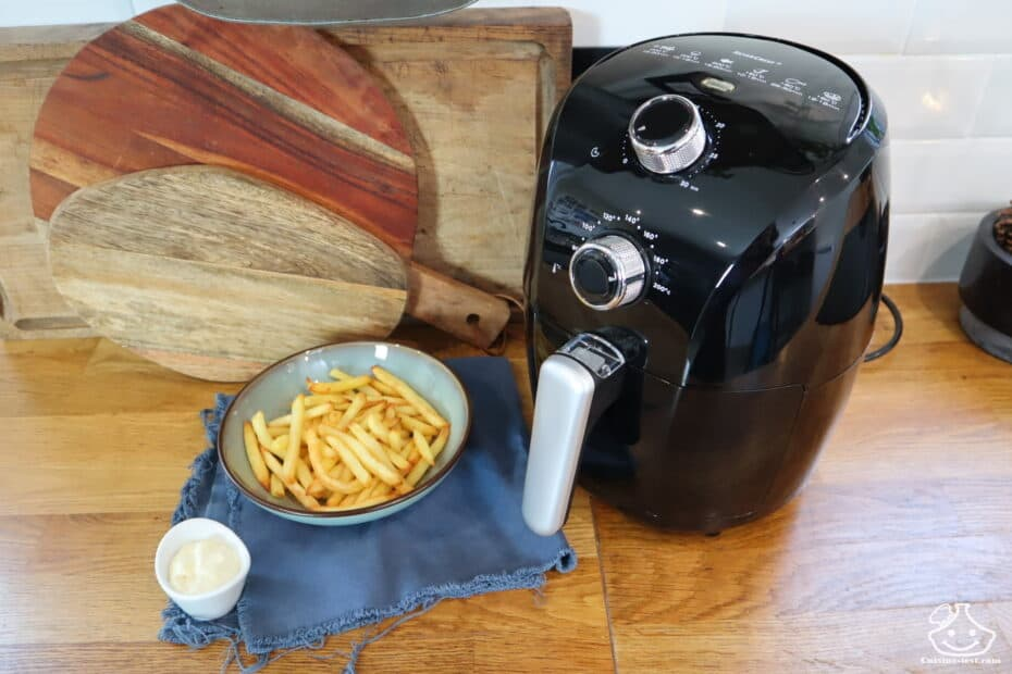 Friteuse à air chaud lidl