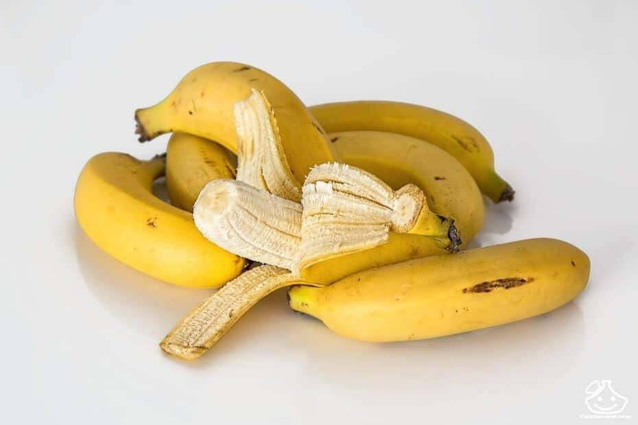 Quoi faire avec des bananes trop mûres