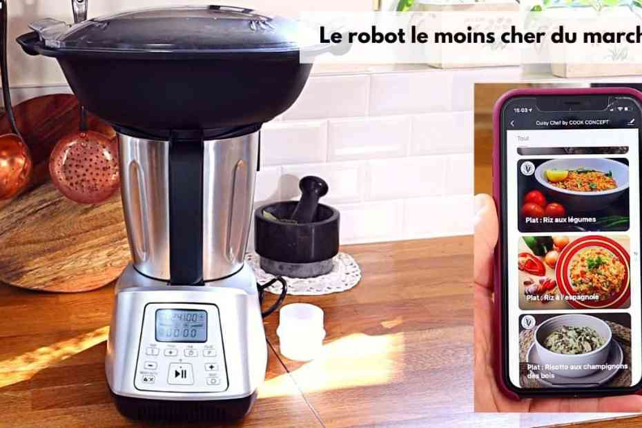 robot cuisy chef