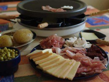 Combien de fromage à raclette par personne ?