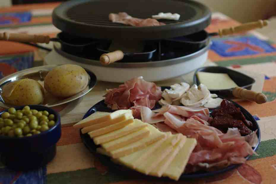 Fromage Raclette