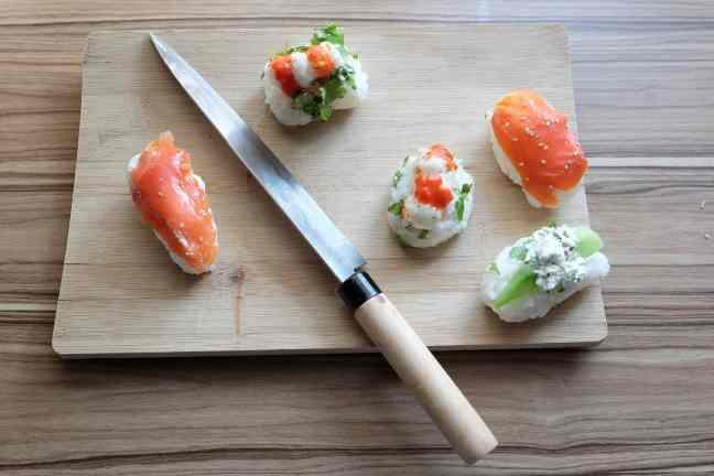 Le couteau Sashimi