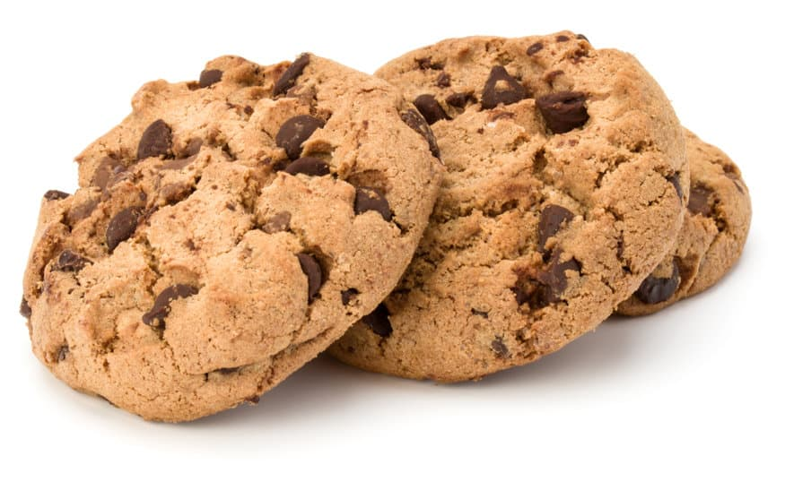 Recette Cookies au CBD