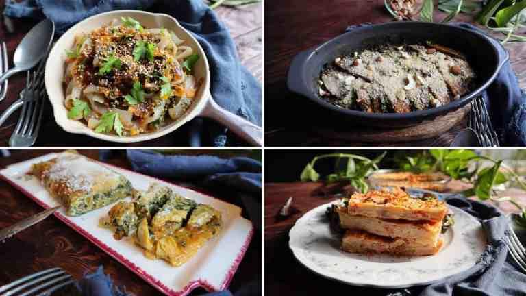 Batch cooking spécial sans féculents